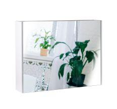 Зеркальный шкаф Qtap Scorpio QT1477ZP801W