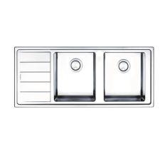 Кухонна мийка Apell Linear Plus Polish LNP1162FLBC