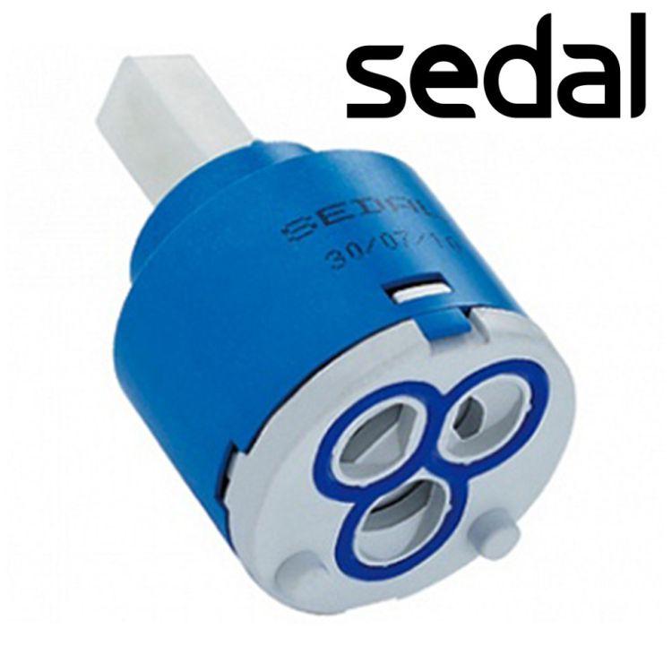Картридж керамічний 40мм Sedal - 1