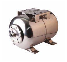 Гідроакумулятор Womar 50 л, корпус-нержавіюча сталь