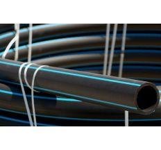 Труба ф40х2.4 чорна питна PN 10 (бухта 150м)