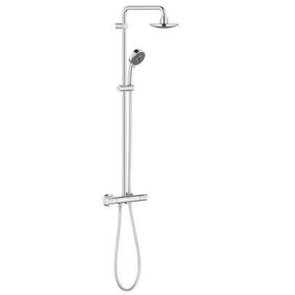 Vitalio Start душова система 160см з термостатом - 1