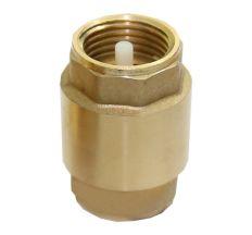 """Зворотній клапан ф3/4"""" Santan пластик шток"""
