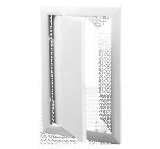 Двери ревизионные 150*150 Домовент