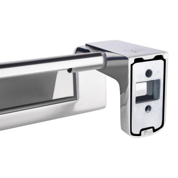 Тримач для туалетного паперу Lidz (CRM) 123.03.01 - 4