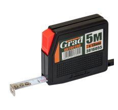 Рулетка с автостопом 5м*13мм Grad (3816055)