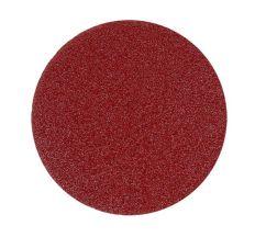 Шліфувальний круг без отворів на липучці 10шт Ø125мм зерно 100 Sigma (9121101)