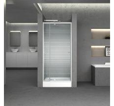 Душові двері в нішу Q-tap Pisces WHI208-9.CP5