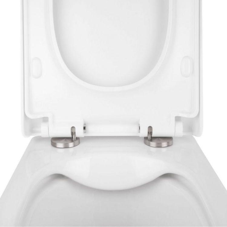 Набір інсталяція 4 в 1 Grohe Rapid SL 38722001 + унітаз з сидінням Qtap Tern QT1733052ERW - 4