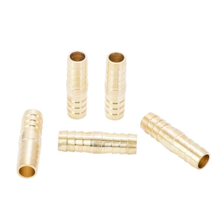 Соединение для шланга 12мм (латунь) Sigma (7023851) - 2