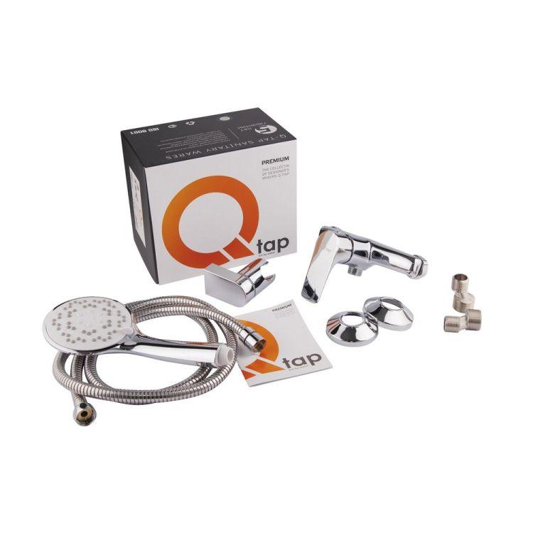 Змішувач для душу Q-tap Uno 010 CRM - 5