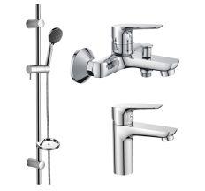 Набір змішувачів для ванни (3 в 1) kit20080