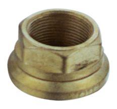 Гайка кріпильна M28×1.5 мм; h 19мм (S33) TAU (XI-2171)