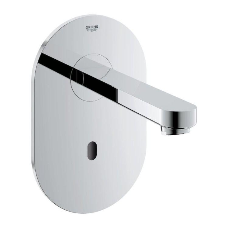 Змішувач для умивальника Grohe Euroeco Cosmopolitan E 36410000 Bluetooth безконтактний, прихованого монтажу - 1