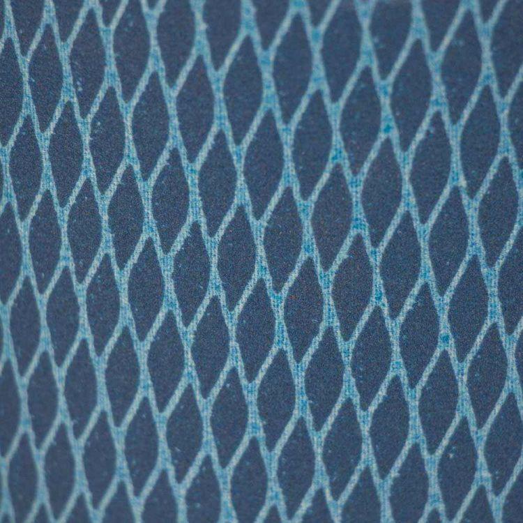 Шлифовальная шкурка (ромб) тканевая рулон 200ммх50м P320 Sigma (9111331) - 2