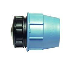 Заглушка Unidelta ПЕ 25 мм