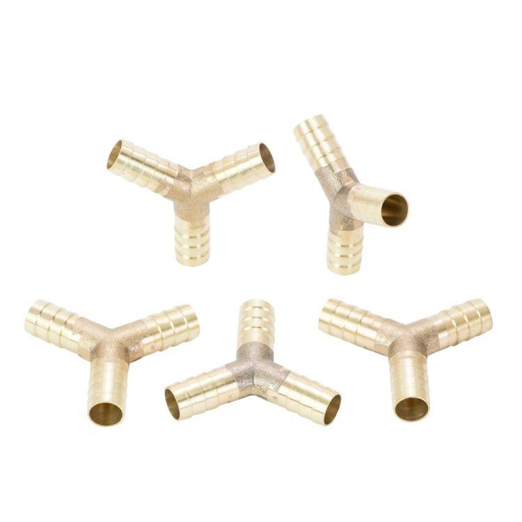 Соединение для шланга Y 10мм (латунь) Sigma (7024041) - 2