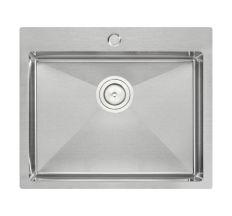Кухонна мийка Qtap D6050 2.7/1.0 мм (QTD605010)