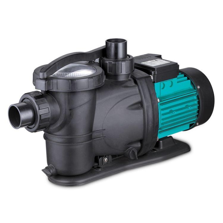 Насос для басейну 0.8 кВт Hmax 11м Qmax 300л/хв LEO (772223) - 1