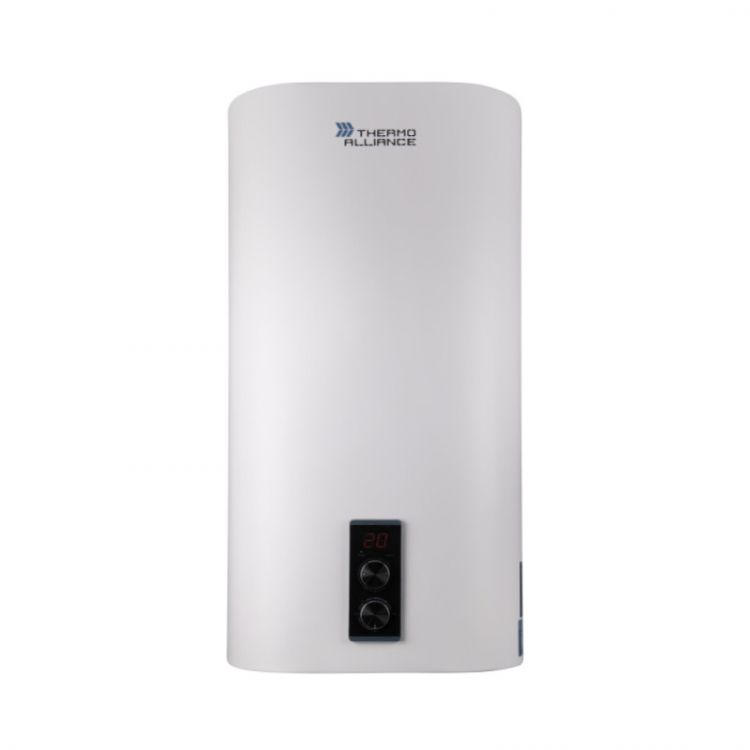 Вадонагрівач Thermo Alliance верт 50 л мокр. ТЭН 1х(0,8+1,2) кВт DT50V20G(PD) - 1