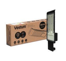 Светильник консольный LED Vestum 100W 10000Лм 6500K 85-265V IP65