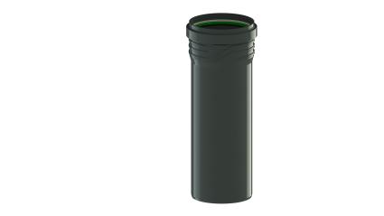 Труба каналізаційна 40х1500 ASG - 1