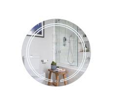 Дзеркало Qtap Jay N R590 з LED-підсвічуванням QT07782504W