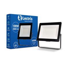 Прожектор LED100W 8800Лм 6500K 185-265V IP65 Lectris