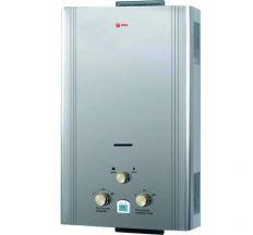 Колонка газова Roda JSD-20A6 проточного типу (срібло) 8419110000