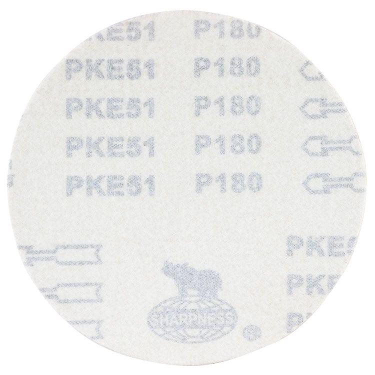 Шлифовальный круг без отверстий Ø150мм P180 (10шт) Sigma (9121391) - 2