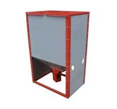 Бункер для пеллет емкостью 195л (140 кг)