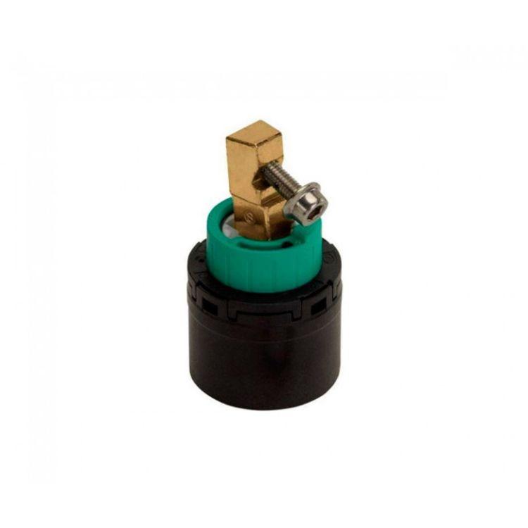 Кнопка HANSGROHE для подвійного зливу (хром) - 1