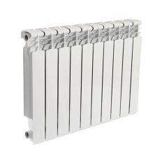 Радіатор алюмінієвий 500/100 AQUAVITA L3 20 бар (10 секцій)