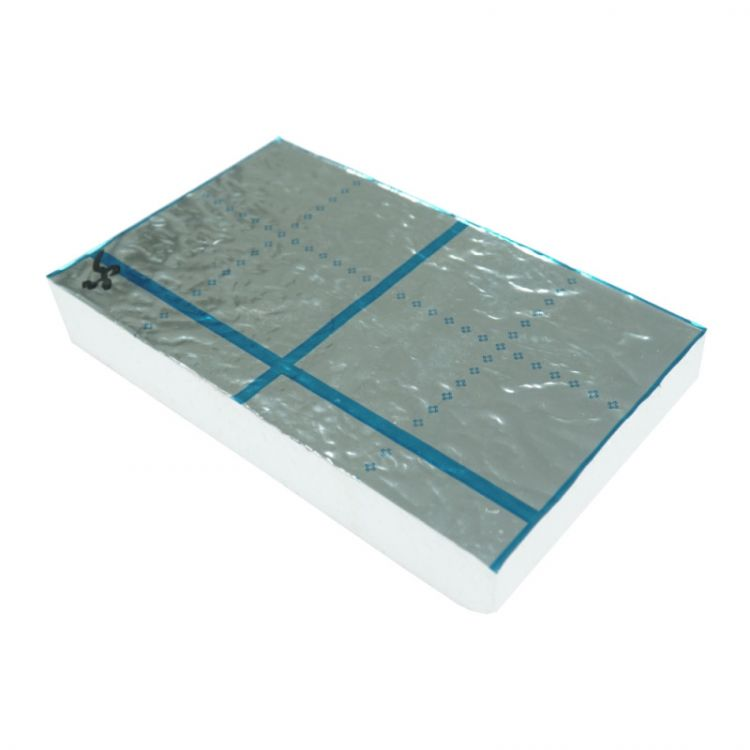 Мат UA для теплого пола 35 кг/м³ теплоотражающая пленка 30х1000х5000 - 1