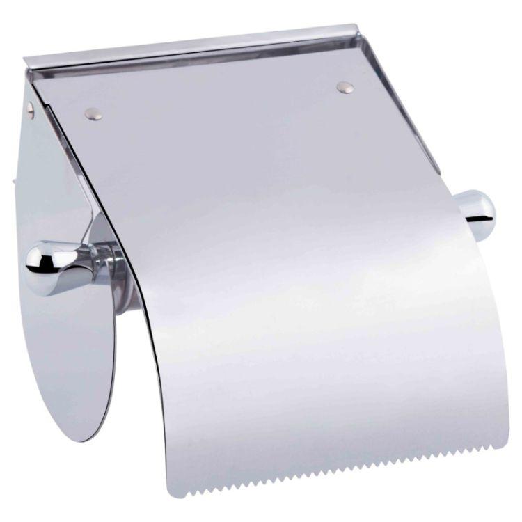 Держатель для туалетной бумаги с крышкой Potato P301 - 1