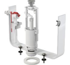 SA2000 Комплект  випуск+б.п. стоп-кнопка Alca Plast