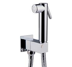 Гигиенический душ inGENIUS SG431CR со встроенным держателем лейки и с краном 1/2, шланг 1,2 м