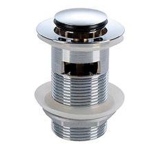 KOLO зливний клапан push–open (хром) (пол.)