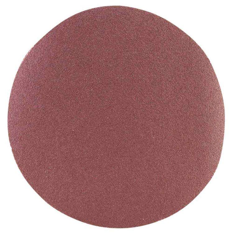 Шлифовальный круг без отверстий Ø150мм P120 (10шт) Sigma (9121371) - 1