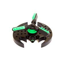 Дождеватель Presto-PS ороситель круговой Рубикон Green, в упаковке - 1 шт. (2812)