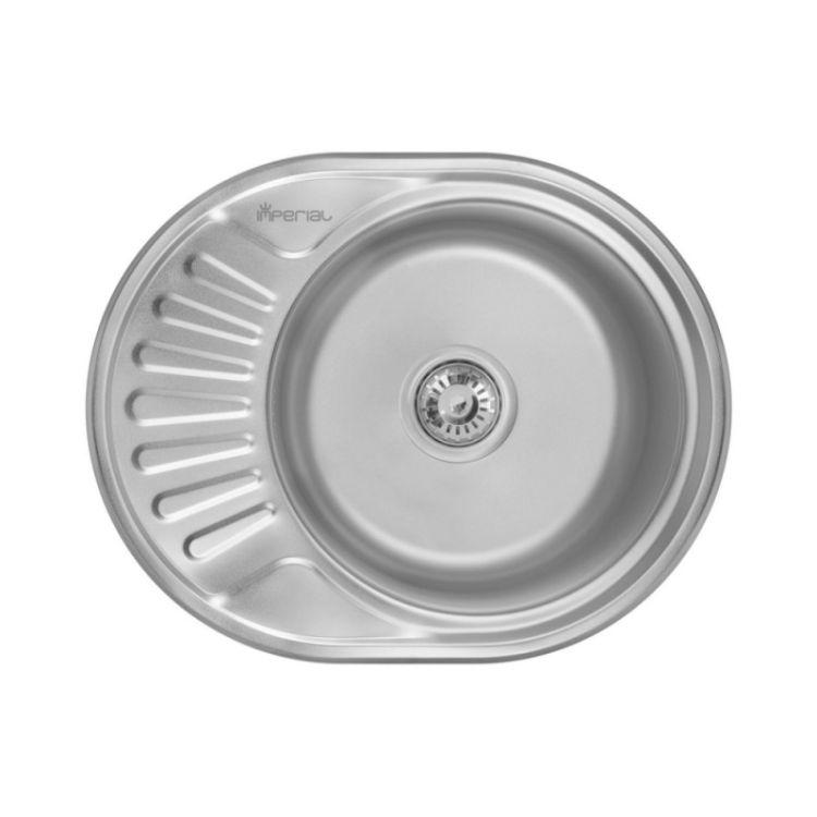 Кухонная мойка Imperial 5745 Decor (IMP5745DEC) - 1