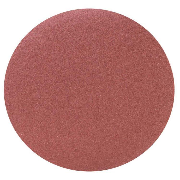 Шлифовальный круг без отверстий Ø125мм P320 (10шт) Sigma (9121181) - 1