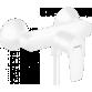 TALIS E змішувач для душу одноважільний, ВМ, колір покриття білий матовий - 1