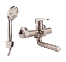 Змішувач для ванни GF (NKS)/S - 02-005BN