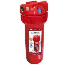 """Фільтр для очищення води SANTAN Musson 3PS, 1/2"""" гаряча вода (корпус+кріплення і ключ)"""