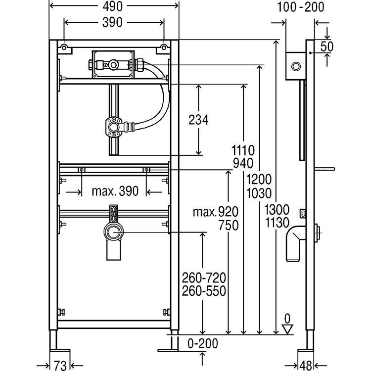 Модуль Eco Plus для писсуара (611934) - 2