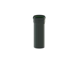 Труба каналізаційна 50х1500 ASG