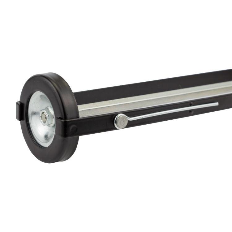 Пистолет для герметиков (усиленный) 225мм Sigma (2723011) - 6