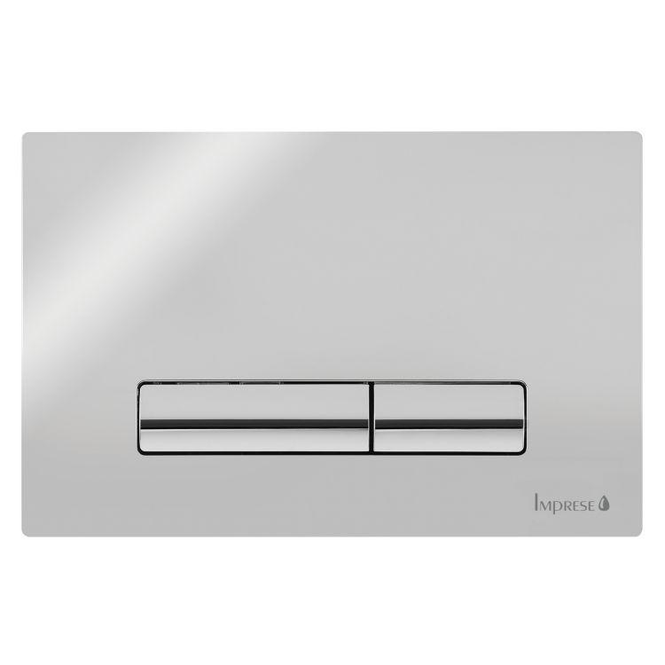 IMPRESE Комплект інсталяції 3в1(клавіша PANI хром) - 3