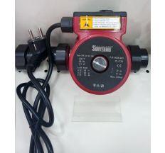 Циркуляционный насос SUNTERMO 25/40 - 130 мм, с гайками, кабель
